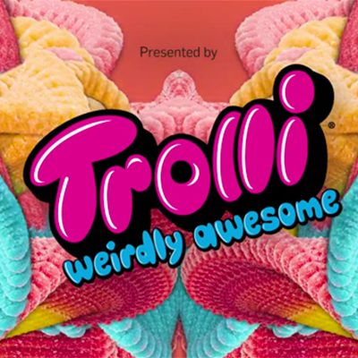 Trolli - Weirdly Awesome
